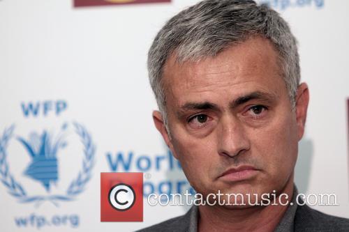 Jose Mourinho becomes a WFP Ambassador