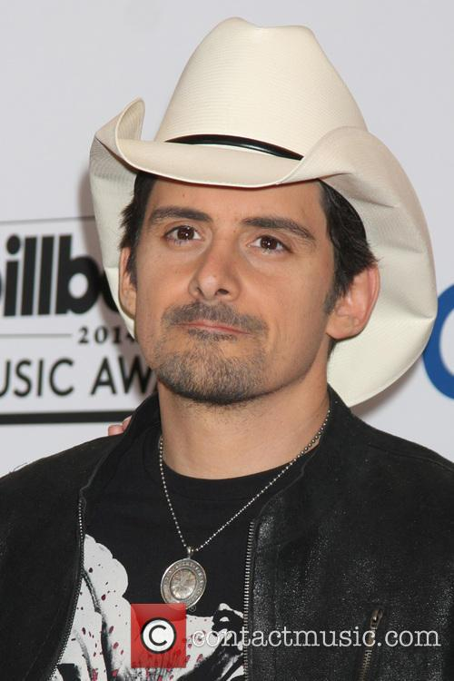 Brad Paisley and Billboard Music Awards 2
