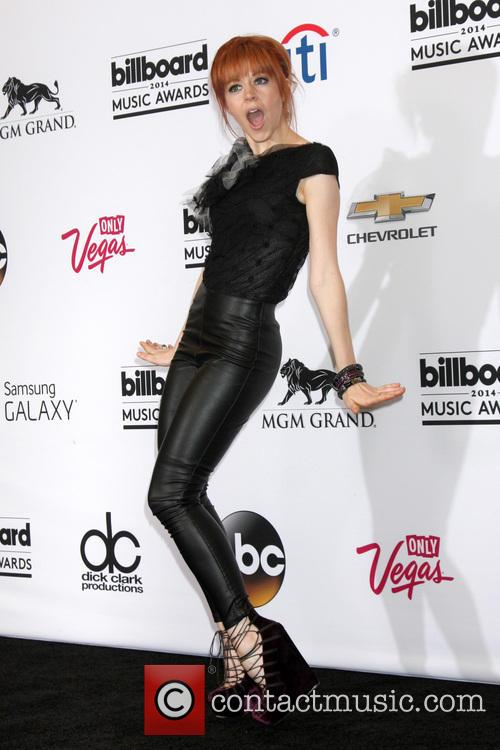 Billboard and Lindsey Stirling 3