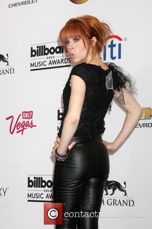 Billboard and Lindsey Stirling 1