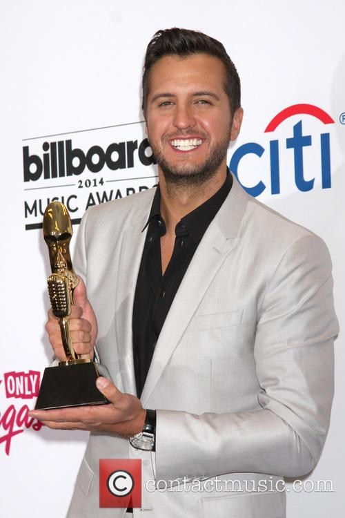 Luke Bryan and Billboard Music Awards 3