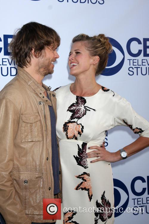 Eric Christian Olsen and Sarah Wright 7