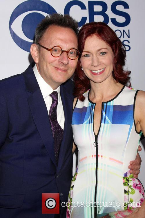 Michael Emerson and Carrie Preston 1