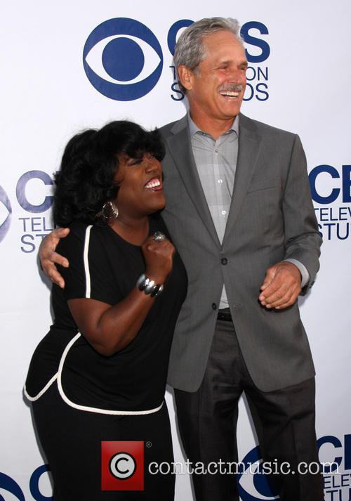 Sheryl Underwood and Gregory Harrison 6