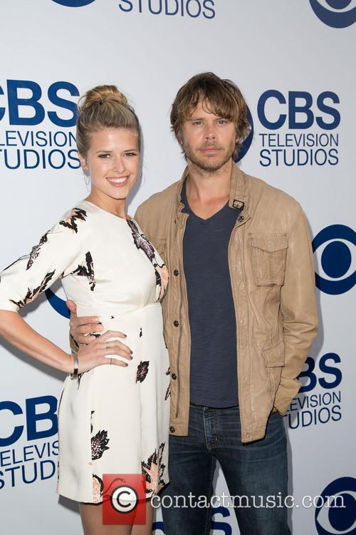Sarah Wright and Eric Christian Olsen 4