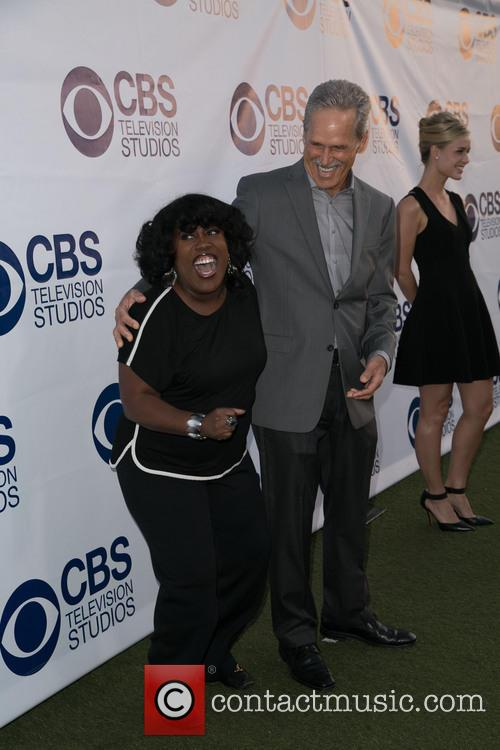 Sheryl Underwood and Gregory Harrison 5