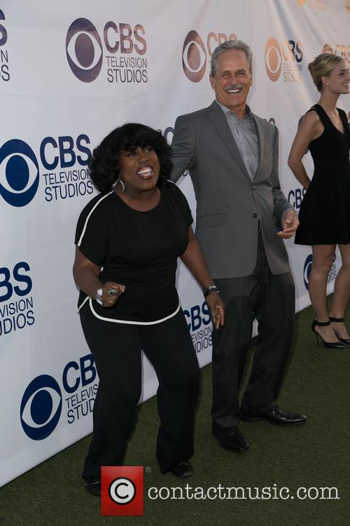Sheryl Underwood and Gregory Harrison 1