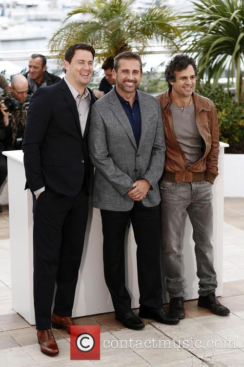 Channing Tatum, Steve Carell and Mark Ruffalo 6