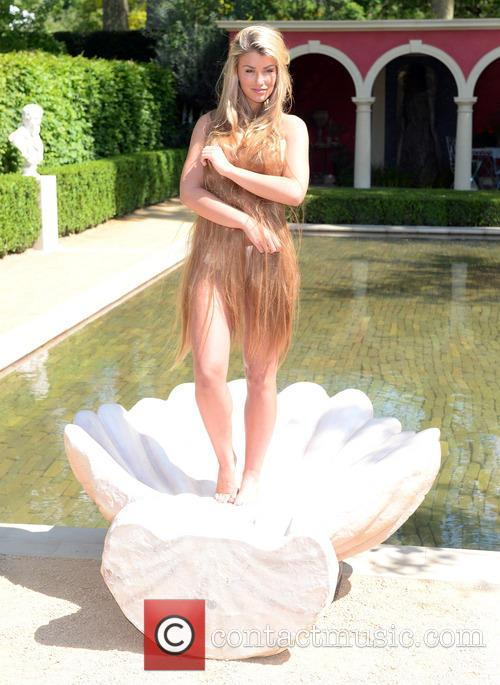 amy willerton chelsea flower show vip and 4203877