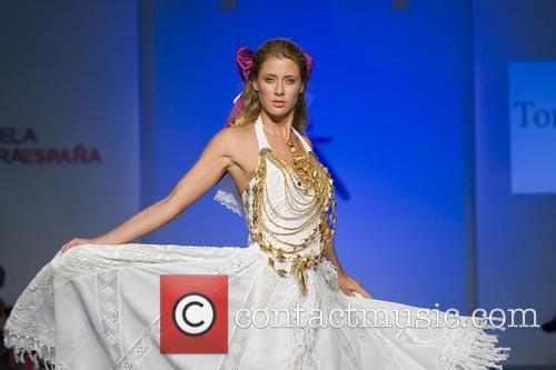 'Costura Espana' Fashion Show
