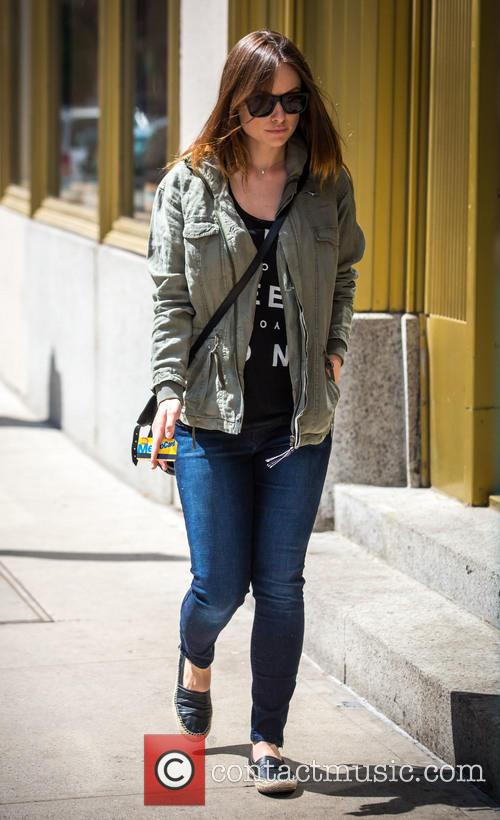 Olivia Wilde out and about in Manhattan by...