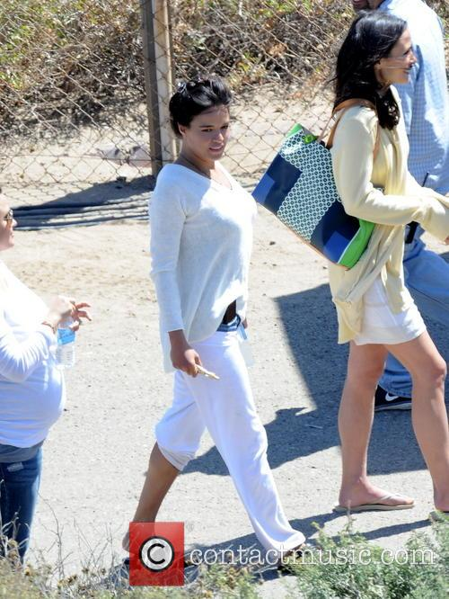 Michelle Rodriguez and Jordana Brewster 6