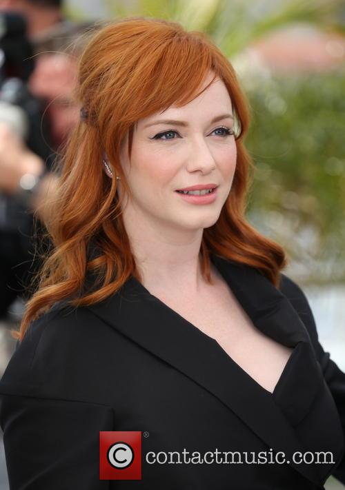 Christina Hendricks, Cannes Film Festival