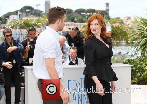 Christina Hendricks, director Ryan Gosling, Cannes Film Festival