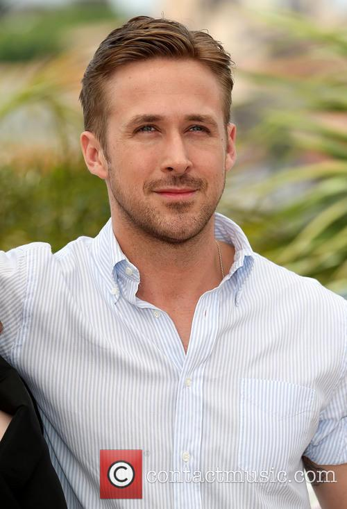 Ryan Gosling Cannes