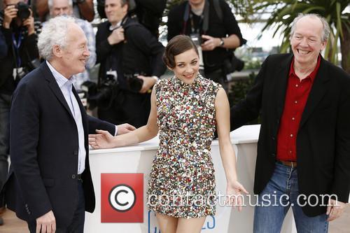 Jean-pierre Dardenne, Luc Dardenne and Marion Cotillard 2