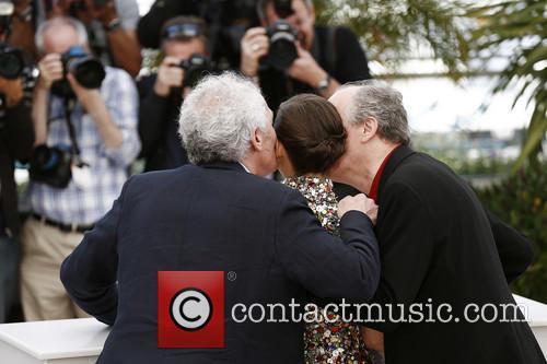 Jean-pierre Dardenne, Luc Dardenne and Marion Cotillard 6