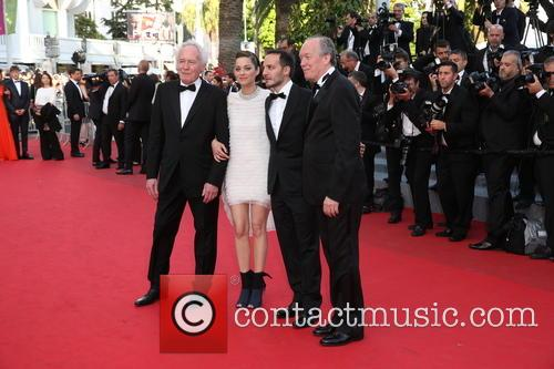 Jean-pierre Dardenne, Fa and Marion Cotillard