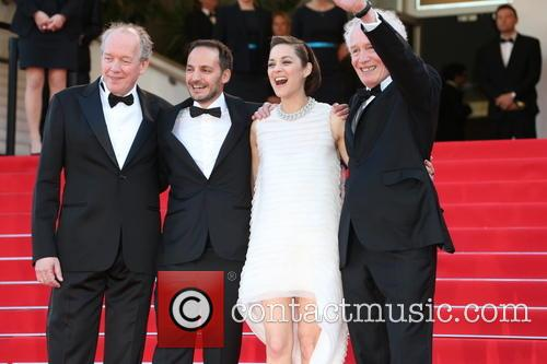 Luc Dardenne, Marion Co and Fabrizio Rongione