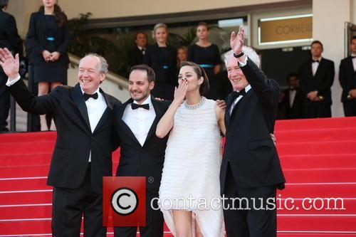 Luc Dardenne, Marion Co and Fabrizio Rongione 4