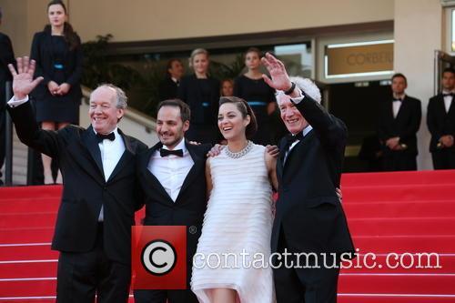 Luc Dardenne, Marion Co and Fabrizio Rongione 5