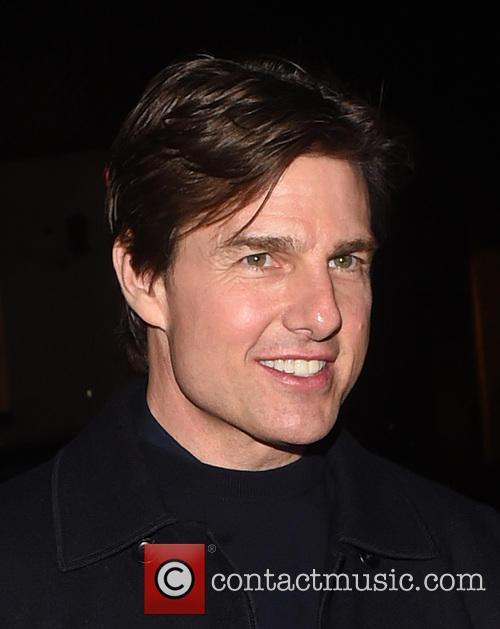 Tom Cruise Chiltern Firehouse Restaurant