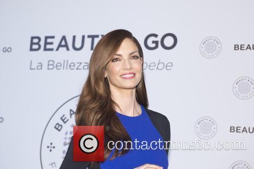 Eugenia Silva Presents 'Beauty & Go' in Madrid