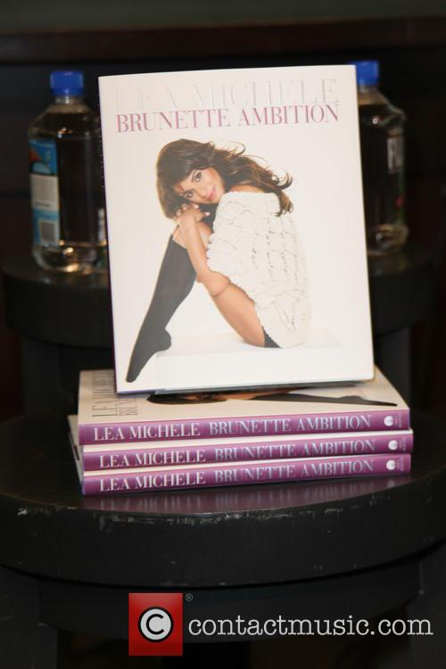 Lea Michele and Brunette Ambition Book 6
