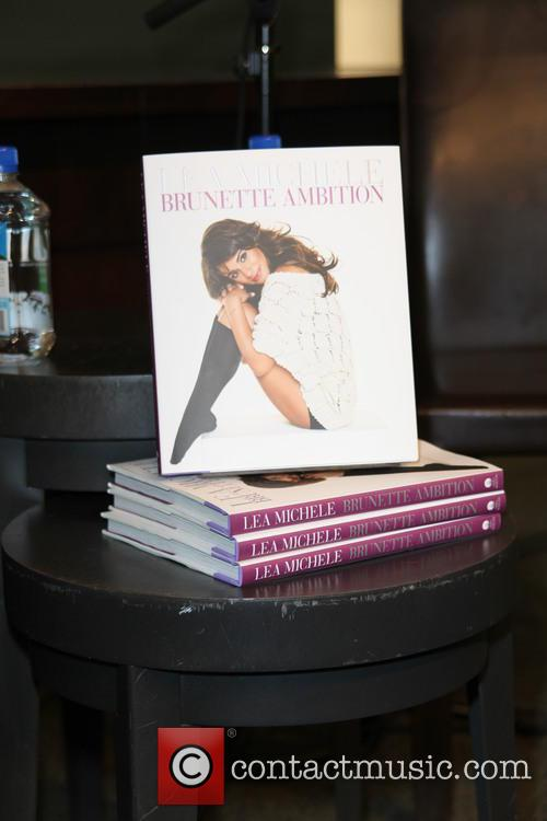 Lea Michele and Brunette Ambition Book 7