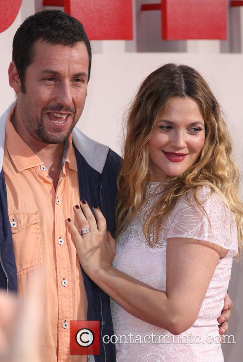 Adam Sandler and Drew Barrymore 11