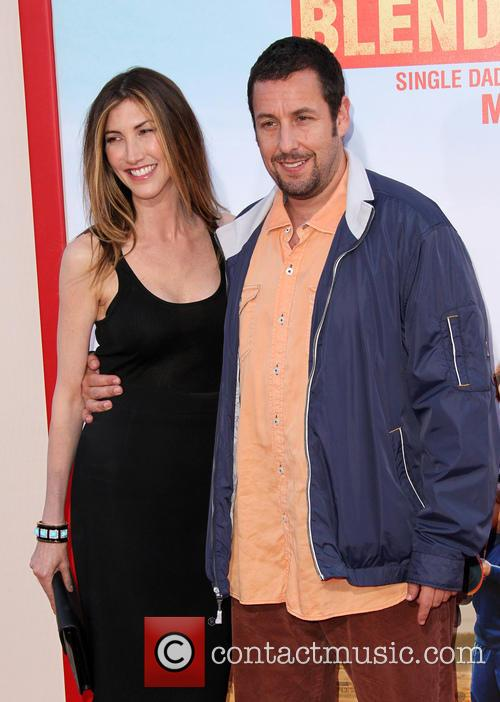 Adam Sandler and Jackie Sandler 7