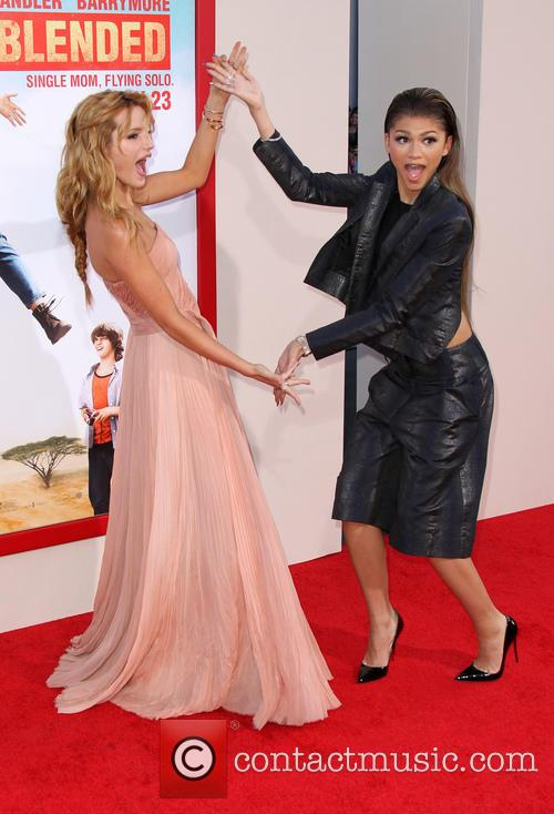 Bella Thorne and Zendaya 6