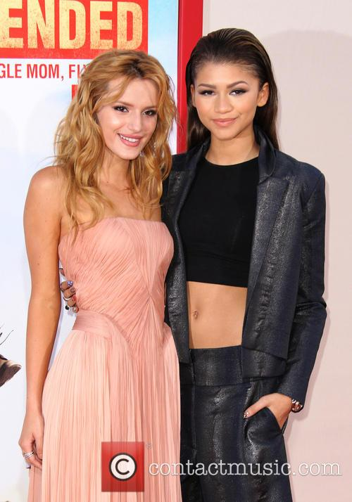 Bella Thorne and Zendaya 2
