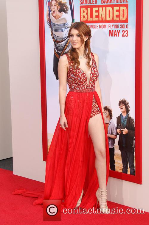 dani thorne blended los angeles premiere 4208978