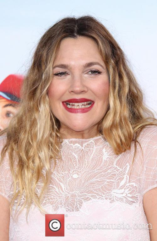 Think, that Drew barrymore cum shot this excellent