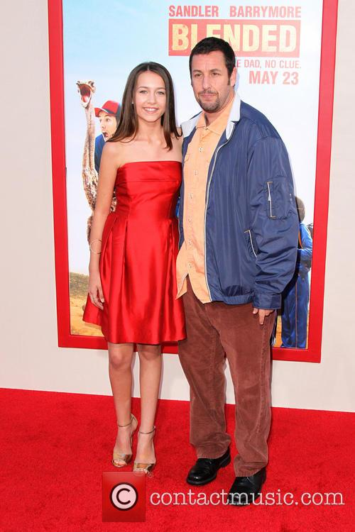 Jackie Sandler and Adam Sandler 5