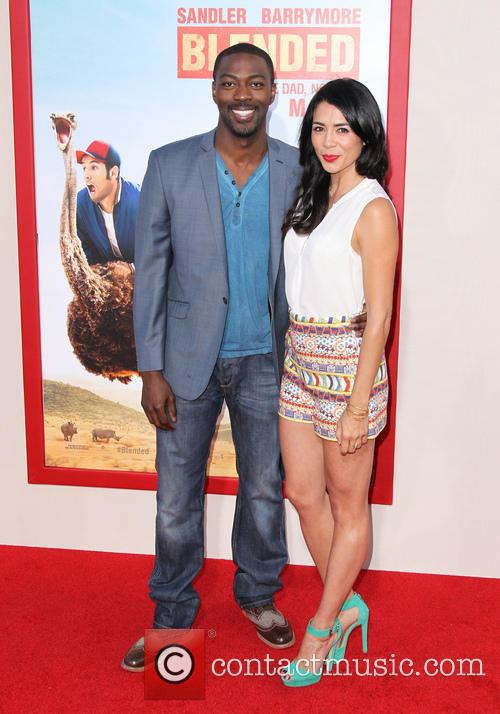 Michelle Lukes and David Ajala 3