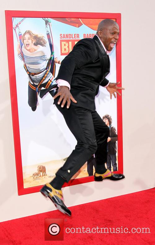 Terry Crews, TCL Chinese