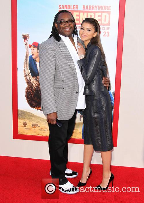 Zendaya and Kazembe Ajamu 5