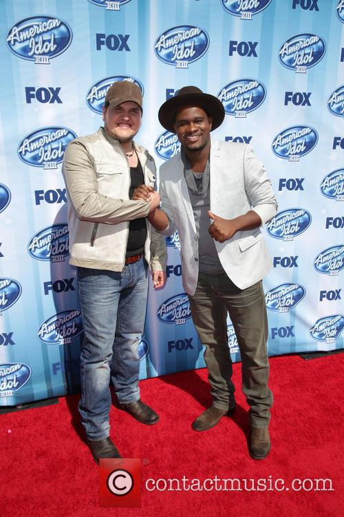 American Idol, Dexter Roberts and C.j. Harris 8