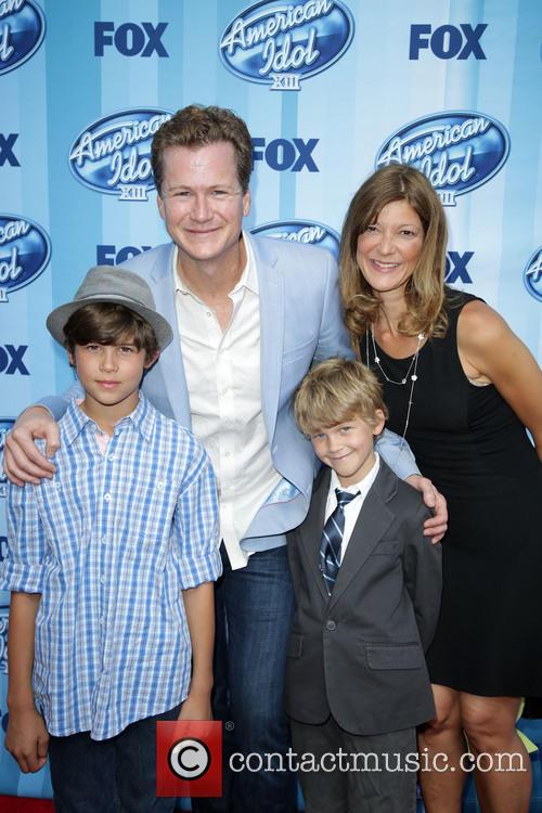 American Idol, Jonathan Mangum and Family 2