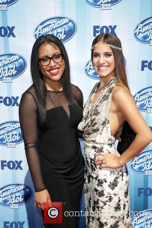 American Idol, Malaya Watson and Emily Piriz 5