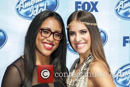 American Idol, Malaya Watson and Emily Piriz 1