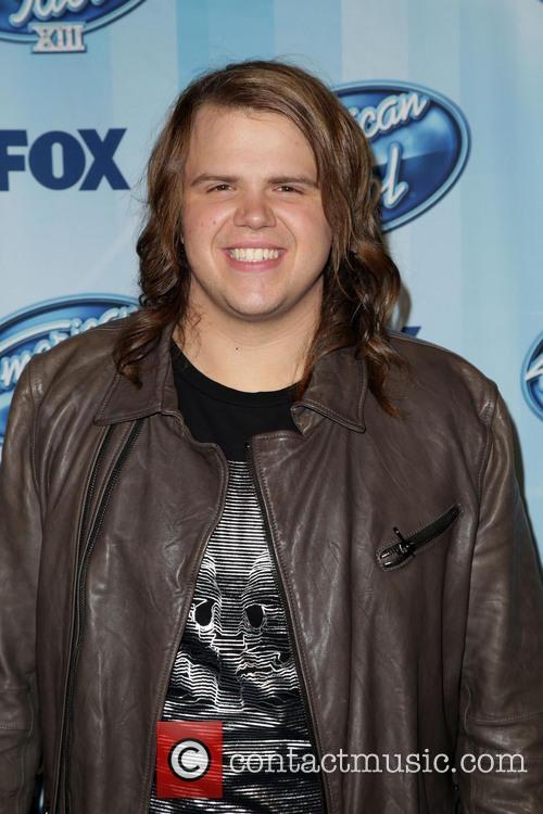 American Idol and Caleb Johnson 12