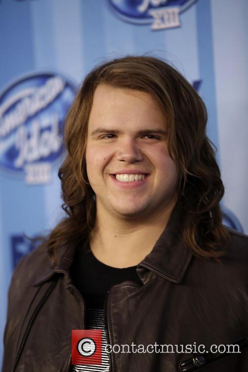 American Idol and Caleb Johnson 15