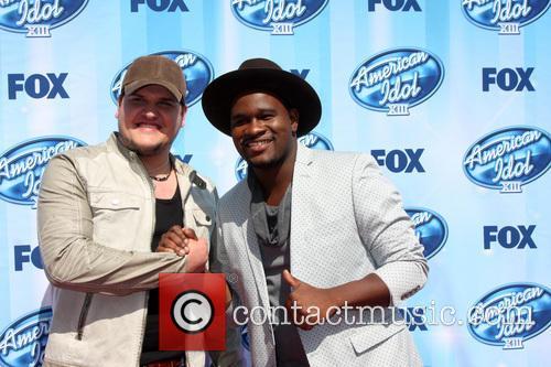 American Idol, Dexter Roberts and C.J. Harris 1