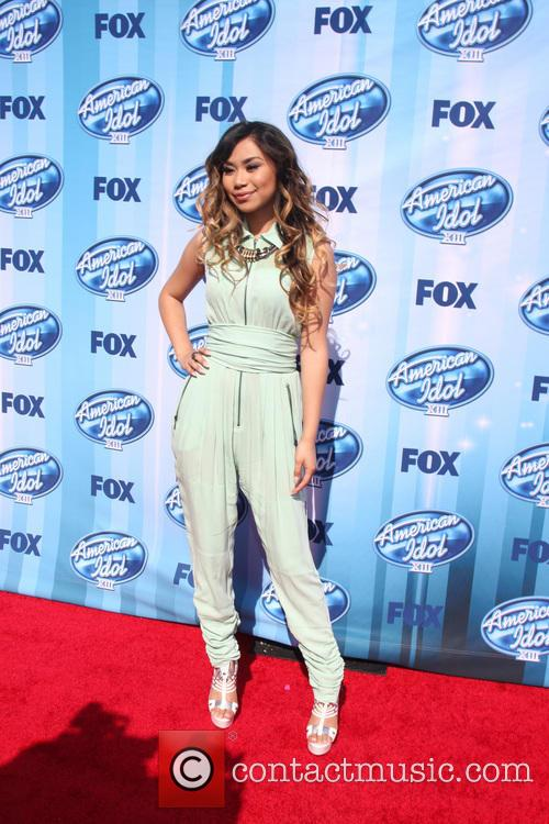 American Idol and Jessica Sanchez 2