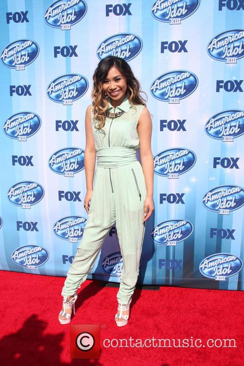 American Idol and Jessica Sanchez 1