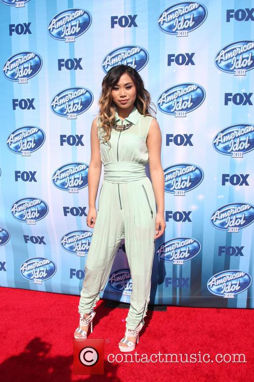 American Idol and Jessica Sanchez 3