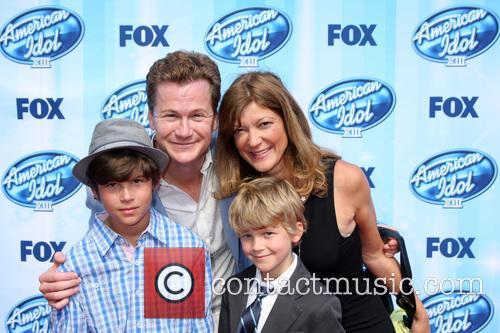 American Idol, Jonathan Mangum and family 2